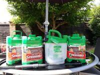 Cuprinol Fence Sprayer plus Fence Treatment