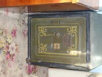 Metal Safe about 2ft9ins high