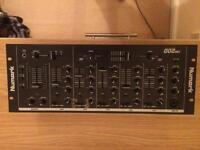 NUMARK CM 200 Club series DJ MIXER