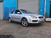 Ford Focus Zetec 1.6 Diesel Long Mot With No Advisories Low Mileage For Year Drives Great !