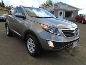 2013 Kia Sportage LX FWD Auto Air Cruise PW PL Heated Seats