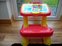 Mister Maker Doodle Desk for sale £7