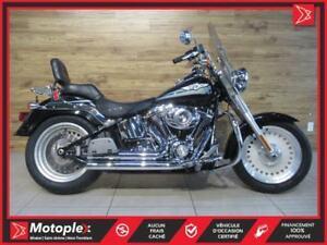 2008 Harley-Davidson FLSTF Fat Boy 66$/SEMAINE