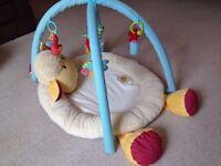 Early Learning Centre ELC Blossom Farm Lamb Playmat rrp £50