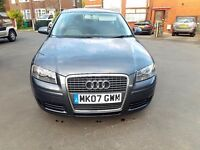 Audi A3 Special Edition HPI clear Genuine low mileage