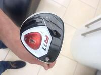 Taylormade R11 adjustable 4 Wood - 17 Degrees