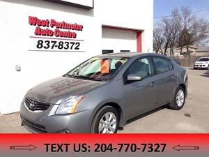 2012 Nissan Sentra 2.0 S (M6) ONLY 400 KM like new