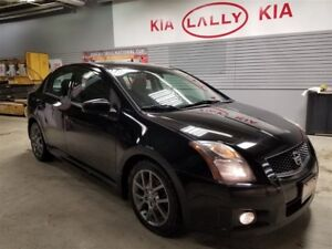 2010 Nissan Sentra SE-R/Navigation/R.Camera/Bluetooth