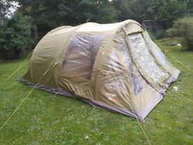 Vango Icarus Air Beam 500 tent for sale with accessories