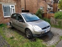 Ford Fiesta 1.25LX For Sale, MOT Til 17/02/2019 great condition