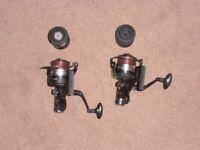 Rovex Nitrium fixed spool reels