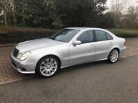 Mercedes e280 sport amg 3.0 v6 cdi 7g px poss