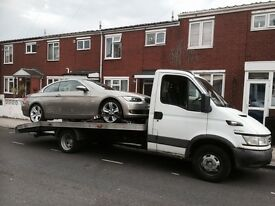 Car recovery Car Brakdown.from £40car movement and so on long distance job take on