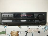 Technics SA-EX320 AV Control Hifi Stereo Receiver for Spares or Repair (plus Manual)