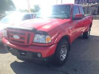 2007 Ford Ranger XL 2 YRS WARRANTY INCLUDED