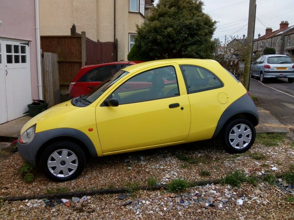 Ford KA 2008 One owner