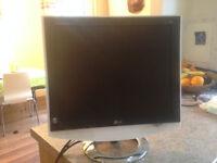 "LG TV/MONITOR FLATRON 19"""