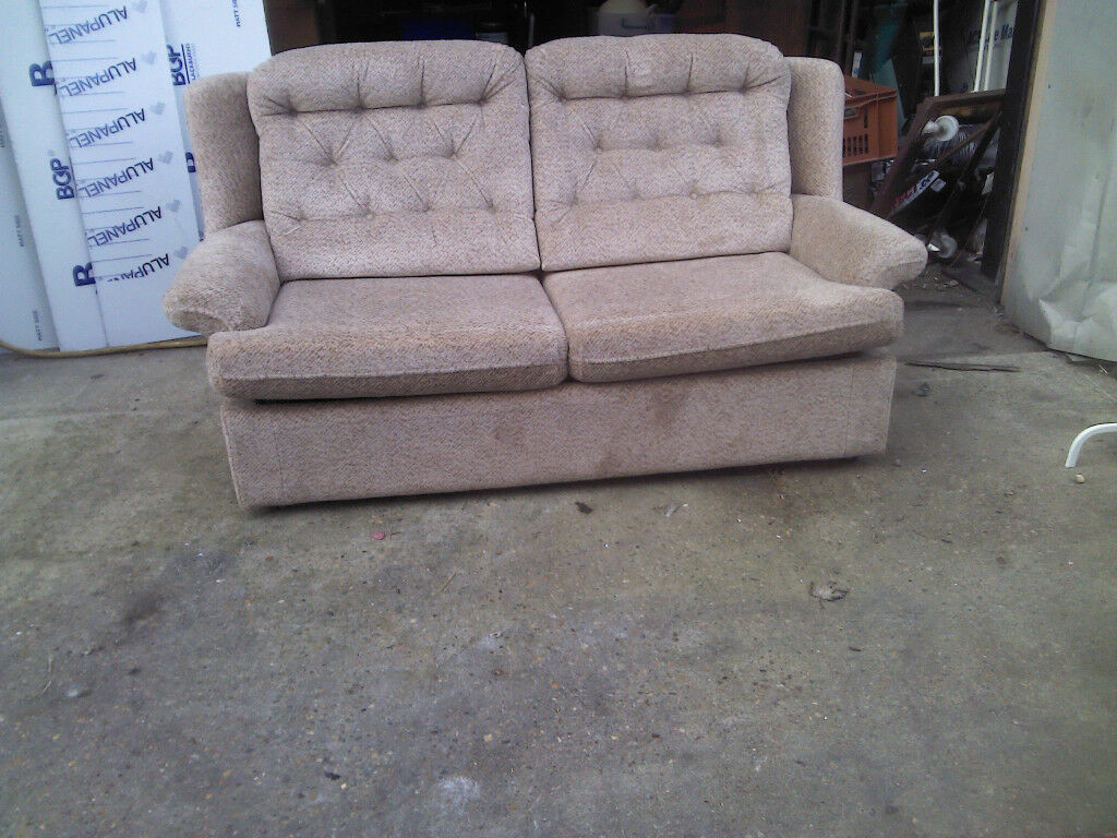 Pullout Metal Sofa Bed On Wheels Very Comfy Good