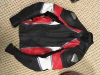 Job Lot: Leathers (Frank Thomas) Helmets (Arai, Caberg) Accessories (Oxford)