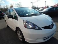 2012 Honda Fit DX-A / Air climatisé / Manuel