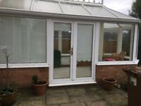 Conservatory for sale due to having a garden room built.