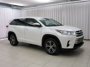 2017 Toyota Highlander LE AWD SUV 8PASS