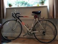 Raleigh Pro Race Road Bike - Very Good Condition