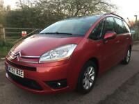 Citroen Grand C4 Picasso 1.6 HDi 16v VTR+ EGS 5dr HPI CLEAR