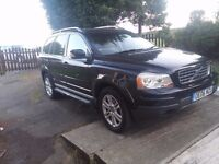 VOLVO XC 90 FACELIFT FULL SERVICE HISTORY