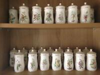 The Flower Fairy Spice Jars collection + special editions
