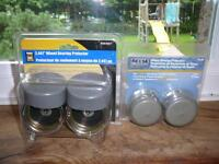 Wheel Bearing Protectors (Never Used)