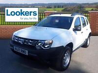 Dacia Duster ACCESS SCE (white) 2017-03-31