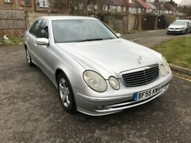 2006 Mercedes-Benz E Class 3.0 E280 CDI Avantgarde 7GTronic @07445775115 Full+Dealer+Service+History
