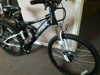 "Bicycle 26"" Full suspension Trax Model"