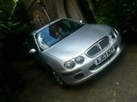 Rover 25 1.6l ixs automatic low mile full 12 months mot