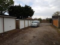 Garages to rent: Friend Avenue Aldershot GU12 4QY - GATED SITE, NEW DOORS & ROOFS
