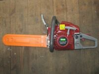Garden Essentials Petrol Chainsaw 45cc