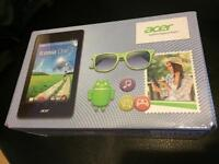 *BRAND NEW SEALED* 8 GB Acer Iconia One 7