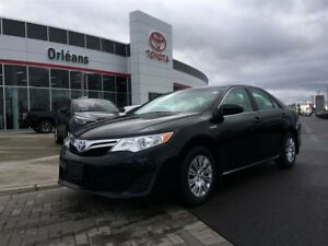 2012 Toyota Camry Hybrid LE/WITH ALLOY WHEELS