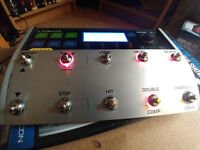 TC Helicon Voicelive 3 Vocal FX, Guitar FX and multi Looper