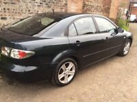 MAZDA 6 2007 MOT TILL 28/03/2018 EXCELLENT CONDITION.