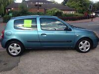 Renault Clio £750