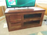 Wooden TV stand - FREE