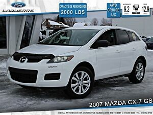 2007 Mazda CX-7 **GS*AWD*AUTOMATIQUE*CRUISE*A/C**