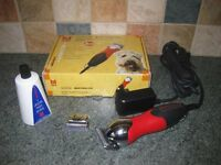 Moser Switchblade Professional Dog Clippers