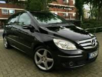2007 Mercedes B180 2.0CDI Black Auto 16K