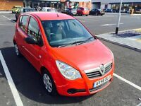 Hello for sale 58 plat Vauxhall AGILA 1.letter engine 5 door hatchback in perfect condition