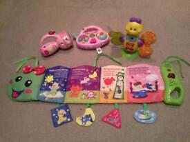 Selection of Vtech toys