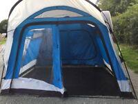 Olpro campervan awning