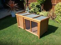 Pets at Home Rabbit Hutch good condition